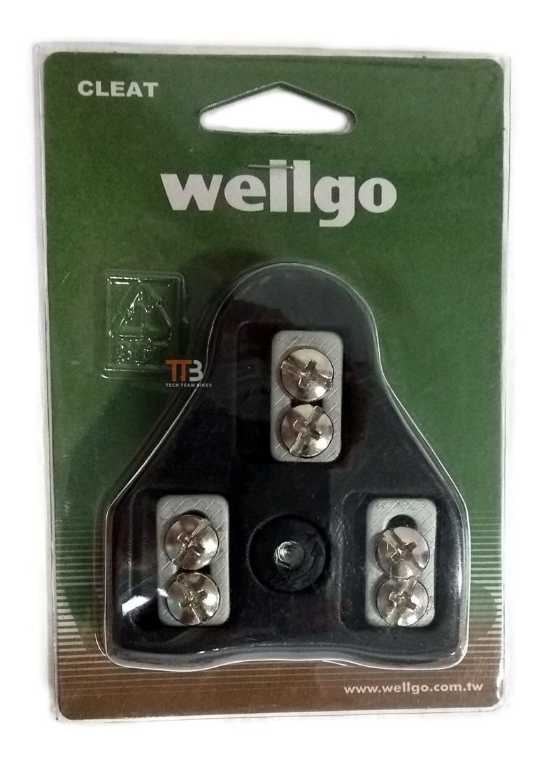 Taquinho Taco Speed Wellgo Look Delta RC-6 Pto