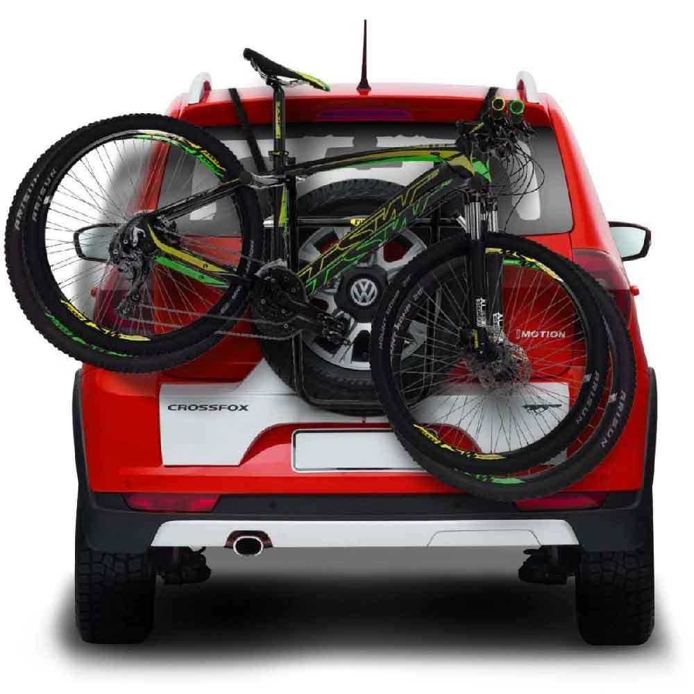 Transbike Metal Line Step Para Carro 2 Bikes