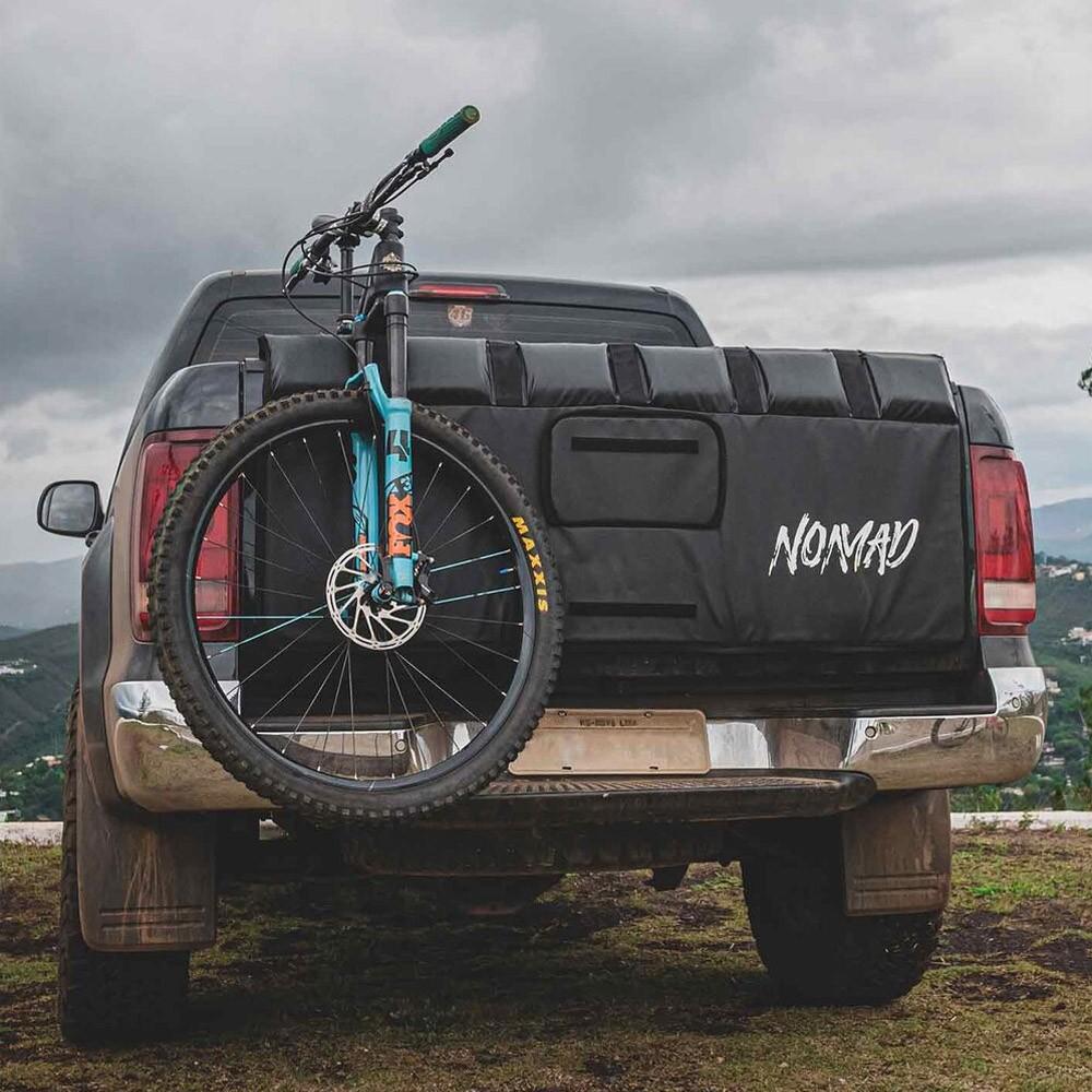 Transbike Nomad PRO 5 bike Truck Pad P/Caminhonete Grande