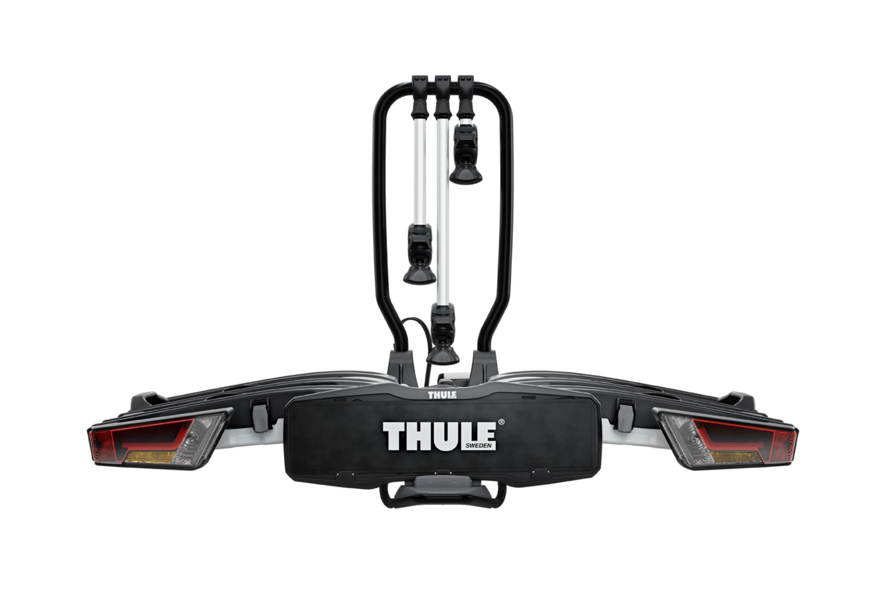 Transbike Suporte 3 Bikes Engate Thule Easyfold Xt 934 BRINDE