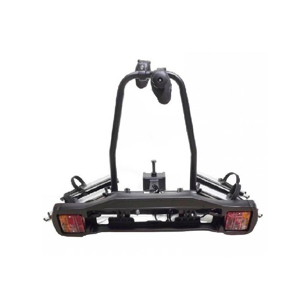 Transbike  Suporte Rack P/Engate 2 Bike C/Sinalizador Incar