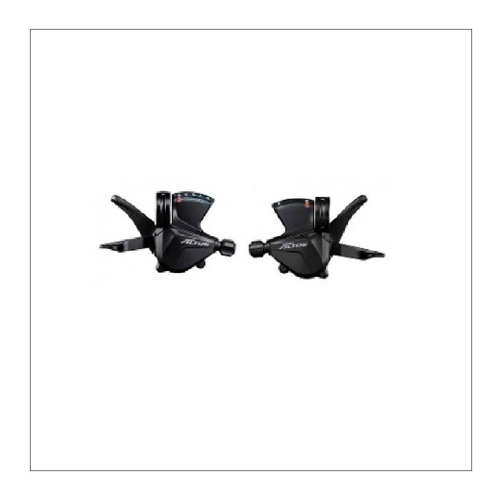 Trocador Marcha Shimano Altus M2010 2x 9V Sem Manete C/ Cabo
