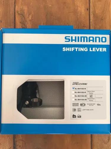 Trocador Rapid Fire Shimano Deore M4100 10v