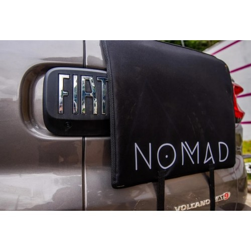 Truck Pad Duo Nomad Transbike Preto Para 1 Ou 2 Bikes