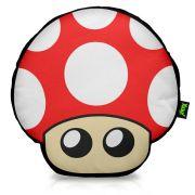 Almofada Gamer Cogumelo vermelho - Grow Up