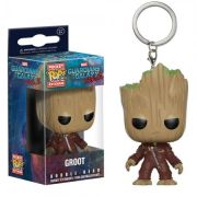 Chaveiro Pocket Pop - Groot - Guardians The Galaxy