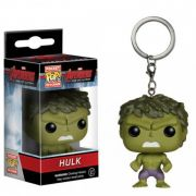 Chaveiro Pocket Pop - Hulk -Vingadores