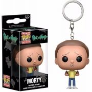 Chaveiro Pocket Pop - Morty - Rick And Morty
