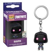 Chaveiro Pocket Pop - Raven - Fortnite