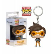 Chaveiro Pocket Pop - Tracer - Overwatch