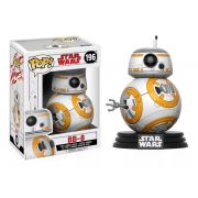 Funko Pop #02 - BB-8 - Star Wars