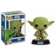 Funko Pop #02- Yoda - Star Wars
