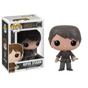 Funko Pop #09- Arya Stark - Game of Thrones