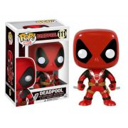 Funko Pop #111- Deadpool - Marvel