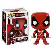 Funko Pop #111- Deadpool - Marvel