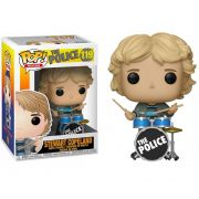 Funko Pop #119 - Stewart Copeland - The Police