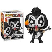 Funko Pop #121 - The Demon - Kiss