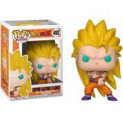 Funko Pop #492 - Super Saiyan 3 Goku - Dragon Ball Z