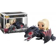 Funko Pop #15 - Daenerys & Drogon - Game of Thrones