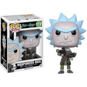 Funko Pop #172 - Weaponized Rick - Rick And Morty