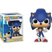 Funko Pop #283- Sonic With Ring