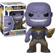 Funko Pop #289 - Thanos - Vingadores: Guerra Infinita