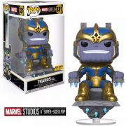 Funko Pop #331 - Thanos - Marvel Studios