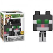 Funko Pop #332 - Tuxedo Cat - Minecraft