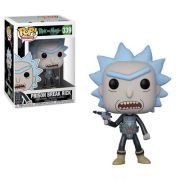 Funko Pop #339 - Prison Break Rick - Rick Morty