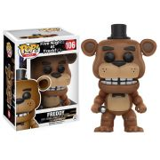 Funko Pop #106 - Freddy - Five Nights At Freddy's