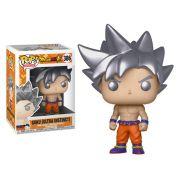 Funko Pop #386 - Goku Ultra Instinct - Dragon Ball Super