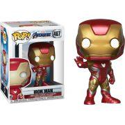 Funko Pop #467 - Homem de Ferro - Vingadores