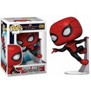 Funko Pop #470 - Spider-Man (Upgrade Suit)