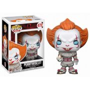 Funko Pop #472 - Pennywise - (With Boat) - IT