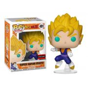 Funko Pop #491 - Super Saiyan Vegito - Dragon Ball Z