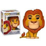 Funko Pop #495 - Mufasa - Rei Leão - Disney