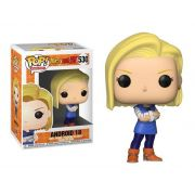 Funko Pop #530 - Android 18 - Dragon Ball Z