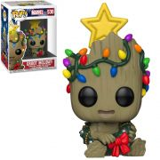 Funko Pop #530 - Groot (Holiday) Marvel