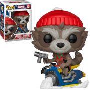 Funko Pop #531 - Rocket (Holiday) - Marvel