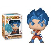 Funko Pop #563 - SSGSS Goku (Kamehameha)  - Dragon Ball