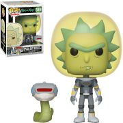 Funko Pop #689 - Space Suit  Rick - Rick Morty