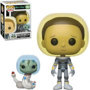 Funko Pop #690 - Space Suit Morty - Rick Morty