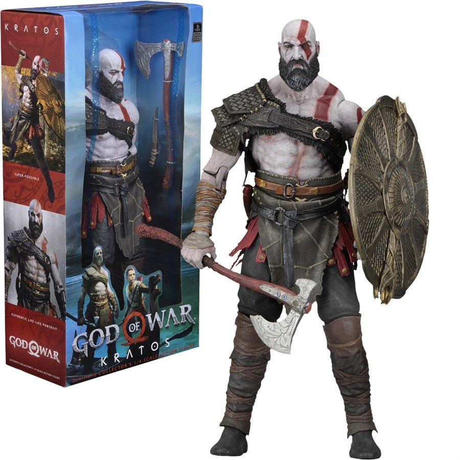 Action Figure - Kratos - God of War  - Pop Funkos