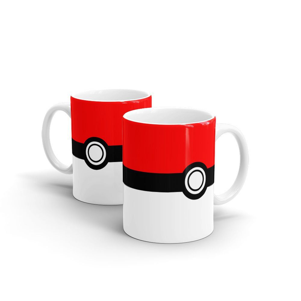 Caneca Geek - POKEMUG   - Pop Funkos