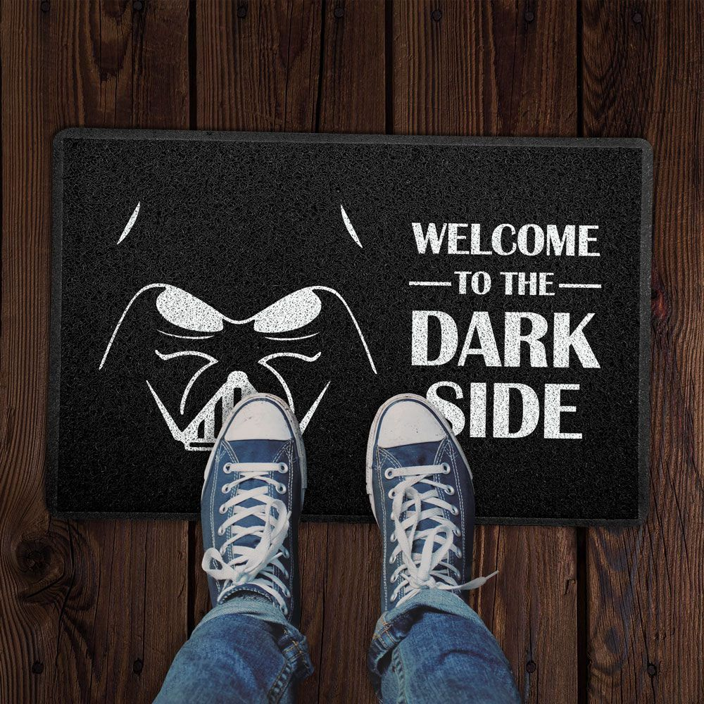 Capacho Nerd - Welcome To The Dark Side  - Pop Funkos
