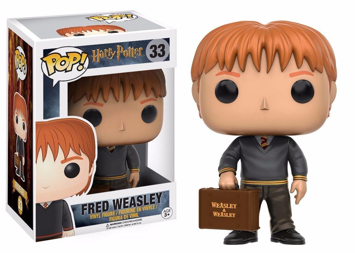 Funko Pop #33 - Fred Weasley - Harry Potter  - Pop Funkos