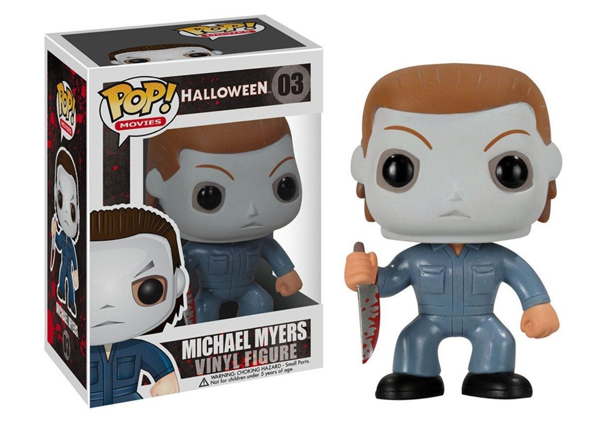 Funko Pop #03 - Michael Myers - Halloween  - Pop Funkos