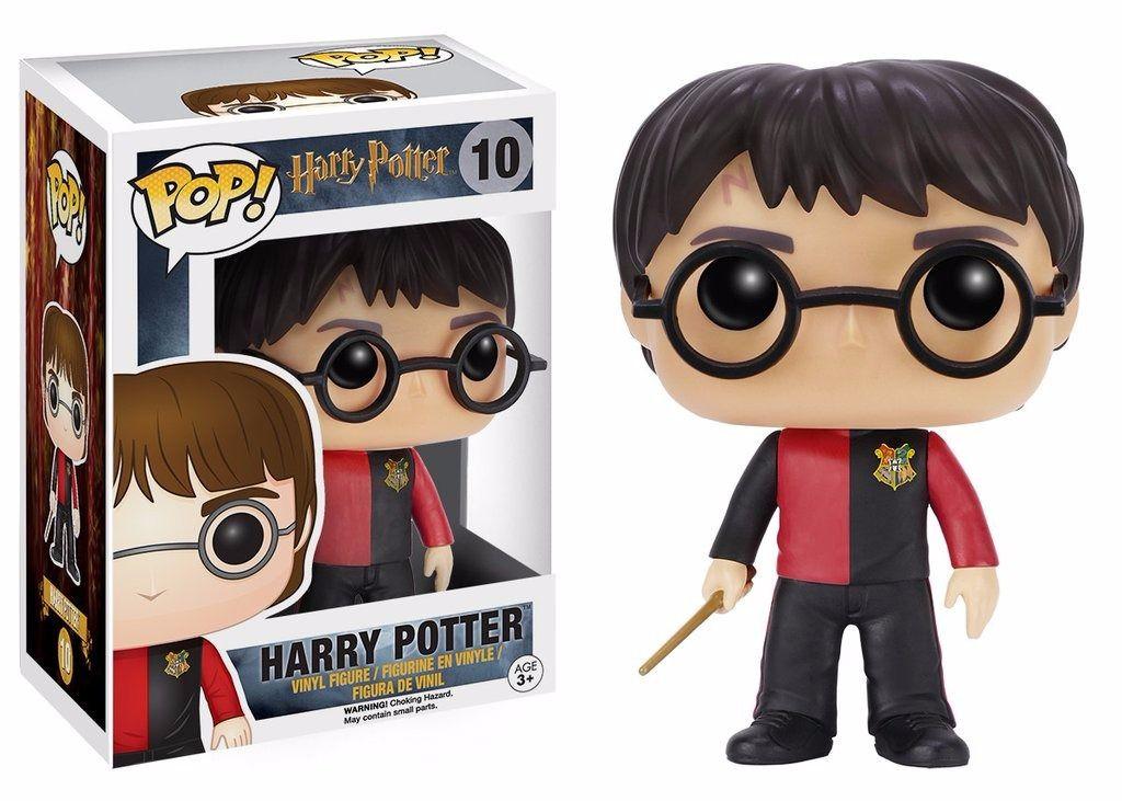 Funko Pop #10 - Harry Potter  - Pop Funkos