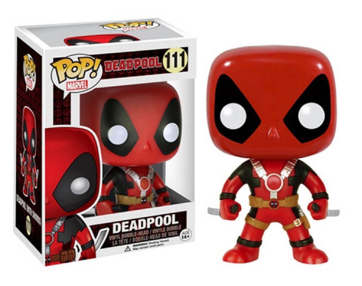 Funko Pop #111- Deadpool - Marvel  - Pop Funkos