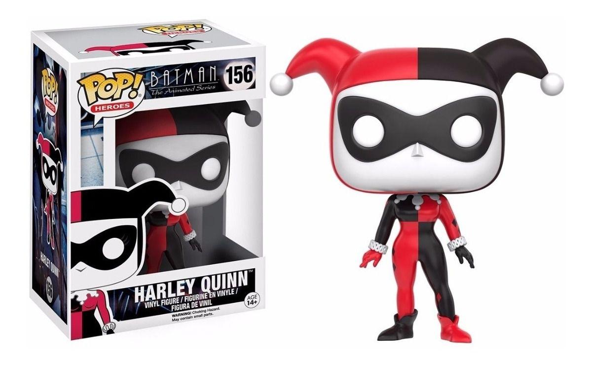 Funko Pop #156 -  Harley Quinn  - Pop Funkos